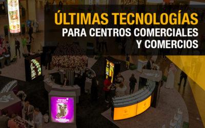 Nuevas tecnologías que crean experiencias en Centros Comerciales